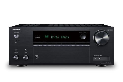 Amplificador Av Onkyo Tx-nr585 7.2 5.2.2 Dolby Atmos Dts:x