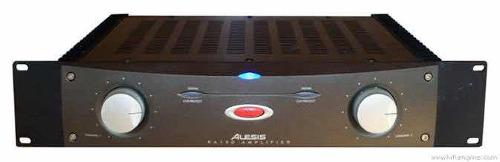 Amplificador De Estudio Alesis Ra 150 De 150w
