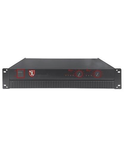 Amplificador De Poder 2 Canales De 1200w Rms Kaiser 51200
