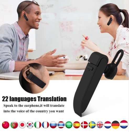 Auricular Traductor De Voz Inteligente, Bluetooth, Tws