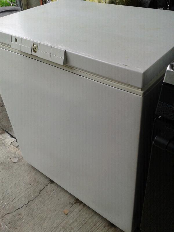 Congelador de 7 piez
