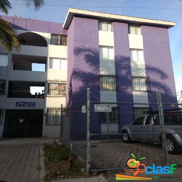 DEPA EN RENTA 3er. NIVEL COL. RIO NILO POR PLAZA ALTEA