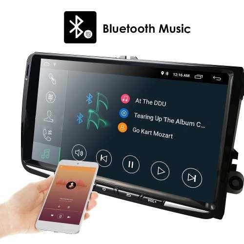 Estereo Android 8.1 Jetta Vento Polo Toledo Vw Bora Gol