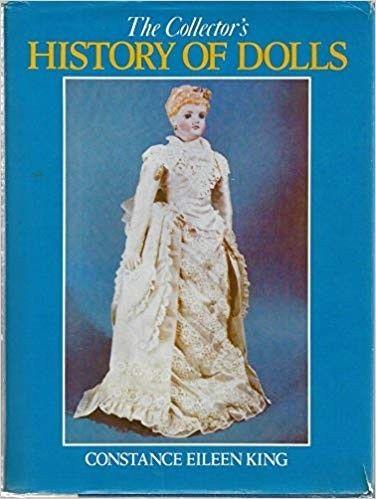 Historia de coleccionista de muñecas de tapa dura - por