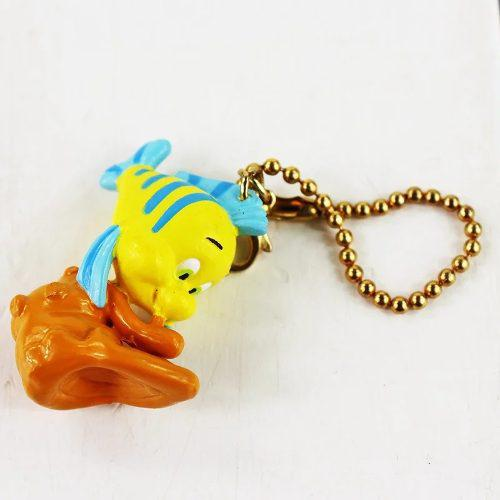 Llavero De Flounder Disney (La Sirenita Ariel)