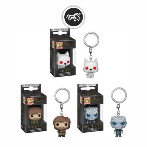 Llavero Funko Pop Game Of Thrones A Elegir Keychain