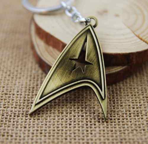 Llavero Geek Star Trek Flecha