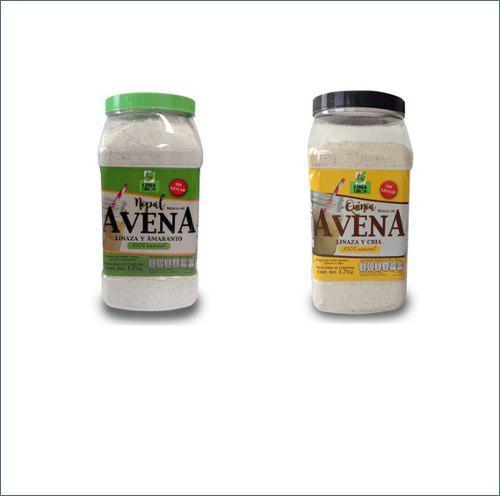 Pack De 1 Avena Verde Y 1 Amarilla