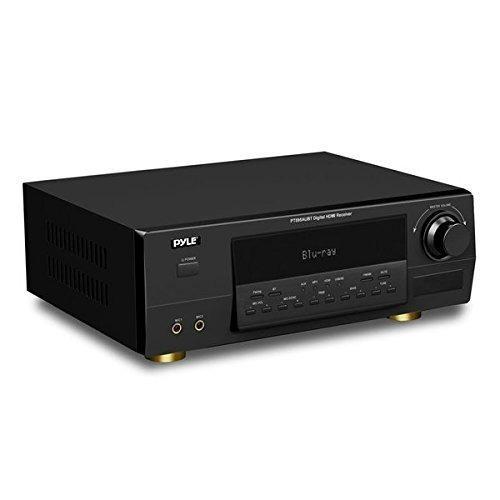 Receptor Pyle Bluetooth, Amplificador De Cine En Casa, Rece