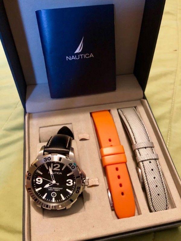 Reloj Náutica para caballero.