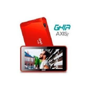Tablet Ghia Axis7 Wifi Tr/5ptos/quad/1gb/8gb/2cam/wifi/