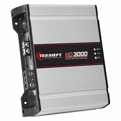 Taramp Hd3000 1 Amplificador De Audio Para Automóvil De Un