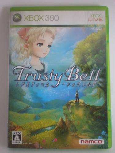 Trusty Bell Chopin No Yume Eternal Sonata -xbox360- Japones