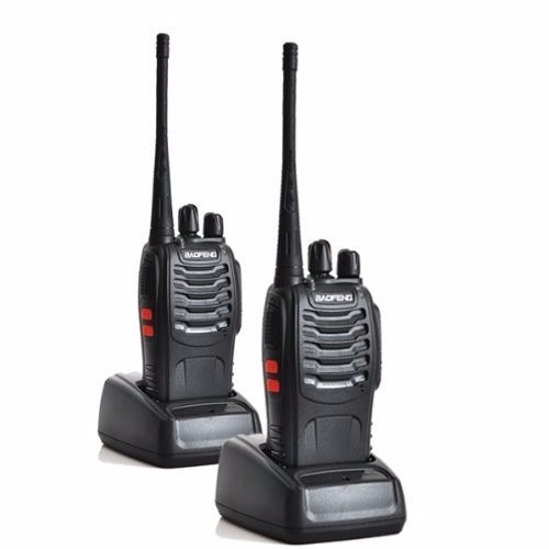 Baofeng Radio Bf-888s Walkie Talkie Uhf mhz Pack-2