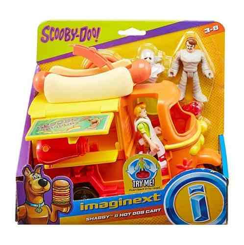 Imaginext Carrito Hot Dog Scooby Doo Y Shaggy