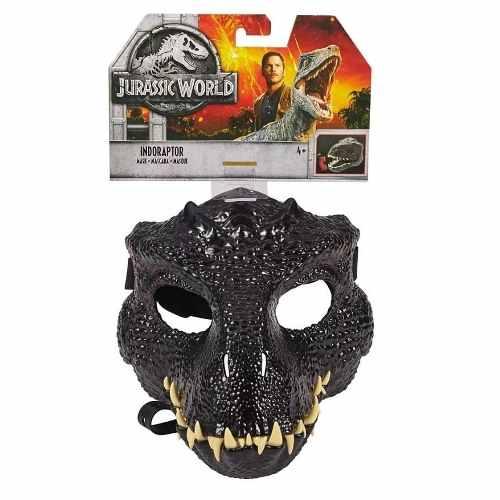 Máscara Dinosaurio Indoraptor Jurassic World Nueva