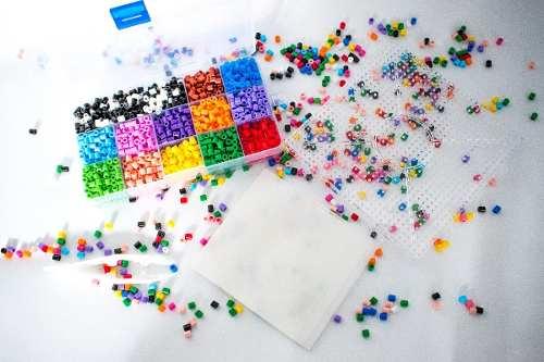 Paquete Básico 1 Con pz Y Accesorios Perler Hama Beads