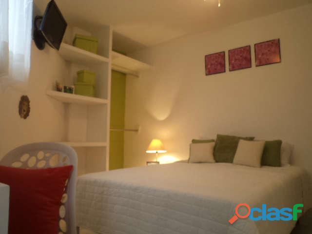 Renta de suites totalmente equipadas en CDMX