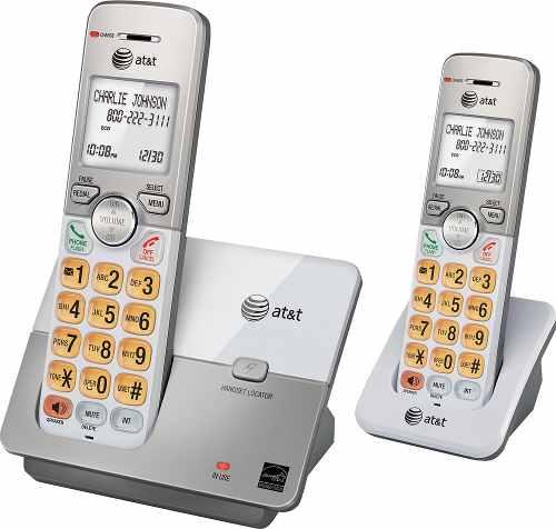Telefonos Inalambricos At&t El Handsets