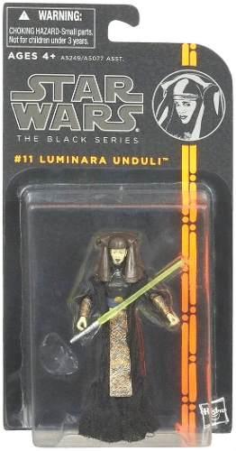 #11 Luminara Unduli Star Wars Black Series Wave 2