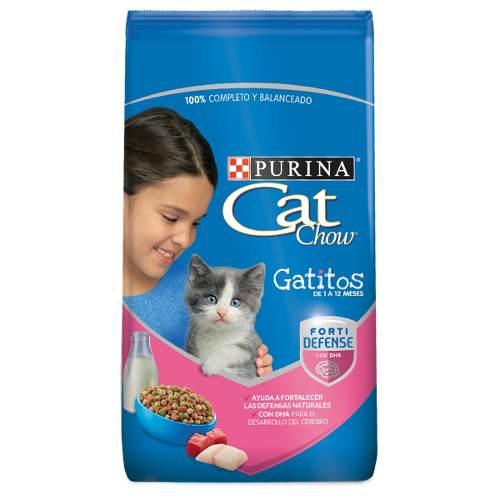 Alimento Para Gato Cat Chow Gatitos 1.5 Kg