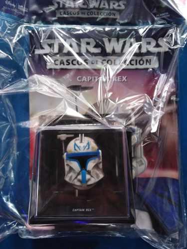 Cascos Star Wars Planeta Deagostini Nuevos