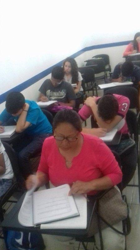 Cursos de Preparación Para el Examen de Admisión al COBAEJ