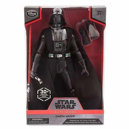 Darth Vader De Disney Store Star Wars Series Elite 30cm
