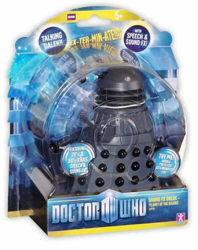 Doctor Who Electronic Dalek Genesis Of The Daleks...