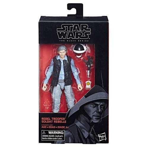 Hasbro Star Wars Figura Colección Rebel Fleet Troope