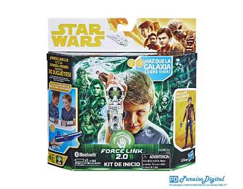 Hasbro Star Wars Force Link 2.0 Kit De Inicio