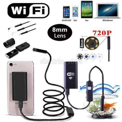 Huawei Ascend Y625 - 8 Led Wifi Endoscopio Boroscopio I-5762