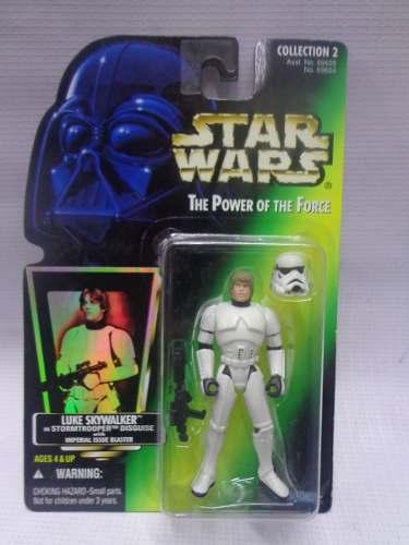 Luke Skywalker Tr. Star Wars Power Of The Force Serie 2