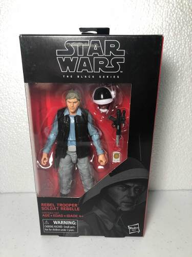 Rebel Fleet Trooper Star Wars The Black Series #69