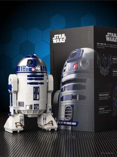 Remate Sphero R2 D2 Star Wars Droid Totalmente Nuevo