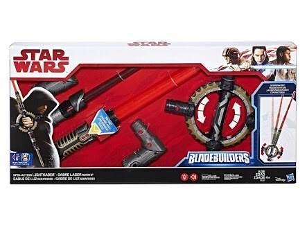 Sable De Luz Giratorio Hasbro Star Wars Bladebuilders