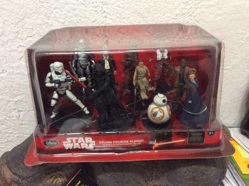 Set De Figuras De Star Wars The Force Awakens Kylo Ren
