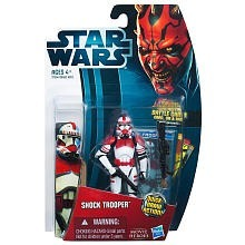 Sgg Star Wars Clone Wars Movie Legends Shock Trooper C9