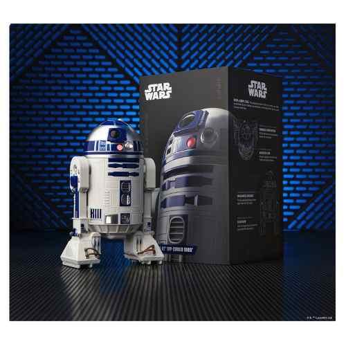 Sphero Robot Droide Star Wars R2d2 Control Con Celular