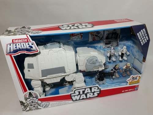 Star Wars Batalla De Hoth At-at Imperial Disney Heroes