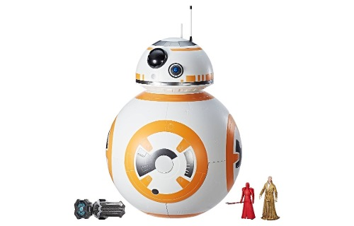 Star Wars Bb8 2 En 1 Playset Luces Sonidos