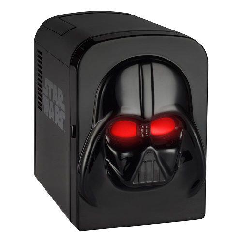 Star Wars Darth Vader Mini Refri 3d Luz En Los Ojos Nuevo