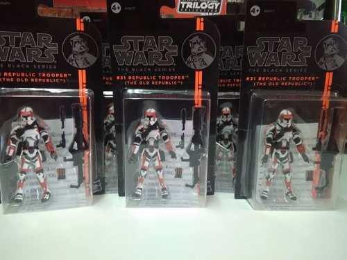 Star Wars Figura Republic Trooper