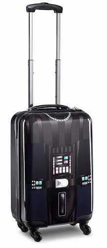 Star Wars Maleta Darth Vader Equipaje De Mano Con Ruedas