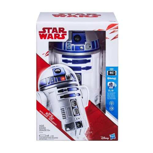 Star Wars Smart Delta R2-d2 Arturito Inteligente Bluetooth