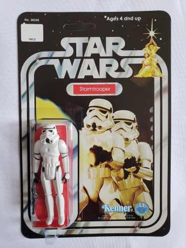 Star Wars  (Stormtrooper) Vintage Kenner