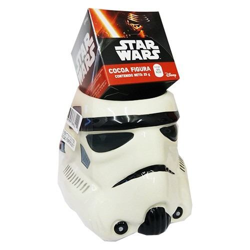 Star Wars Taza Ceramica Coleccionable 3d Trooper