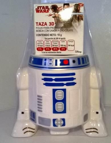 Star Wars Taza R2 D2 Wars Geek 3d