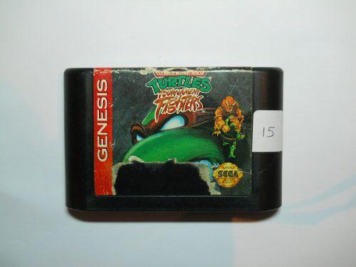 Teenage Mutant Ninja Turtles Tournament Fighters Gamekiosko