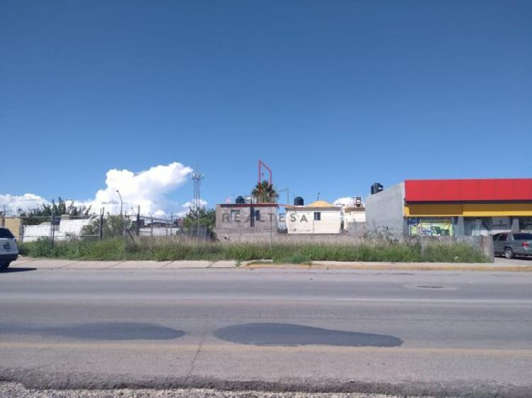 Terreno Comercial en Renta Ave. Nogales $20,000 Julmon RAO5